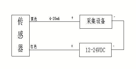 2线制4-20ma接线示意图